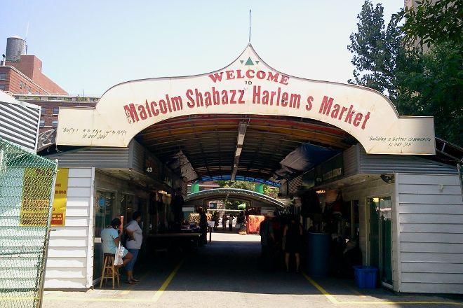 Malcolm Shabazz Harlem Market, New York City, United States