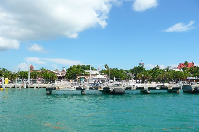 Mallory Square, Key West, United States