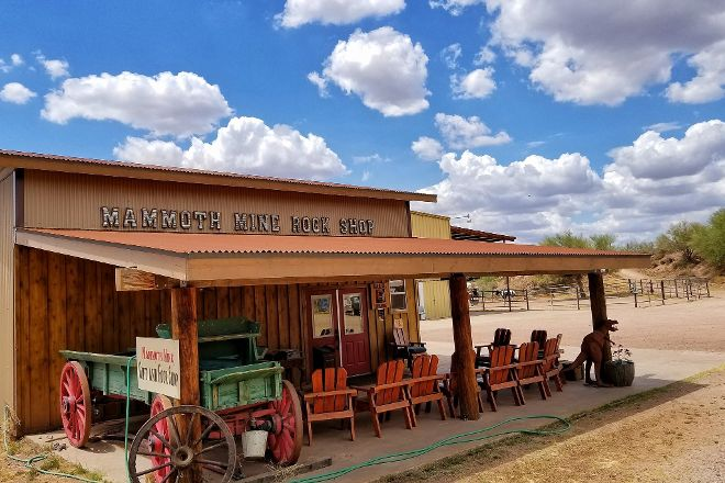 Mammoth Mine Rock Shop, Apache Junction, United States