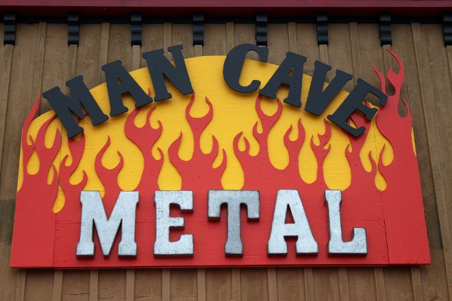 Man Cave Metal, Pigeon Forge, United States