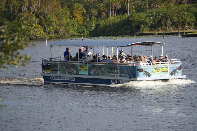 Manatee & Eco River Tours, Fort Myers, United States