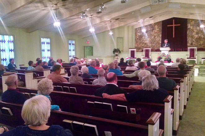 Maranatha Baptist Church, Plains, United States