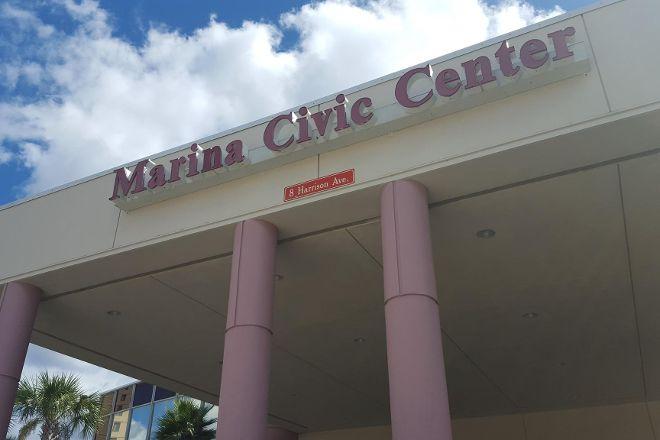 Marina Civic Center, Panama City, United States