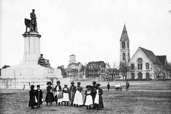 Marion Square, Charleston, United States