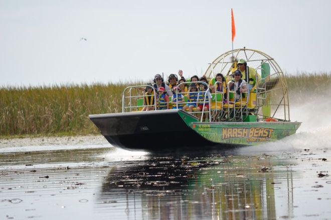 Marsh Beast Airboat Tours, Vero Beach, United States