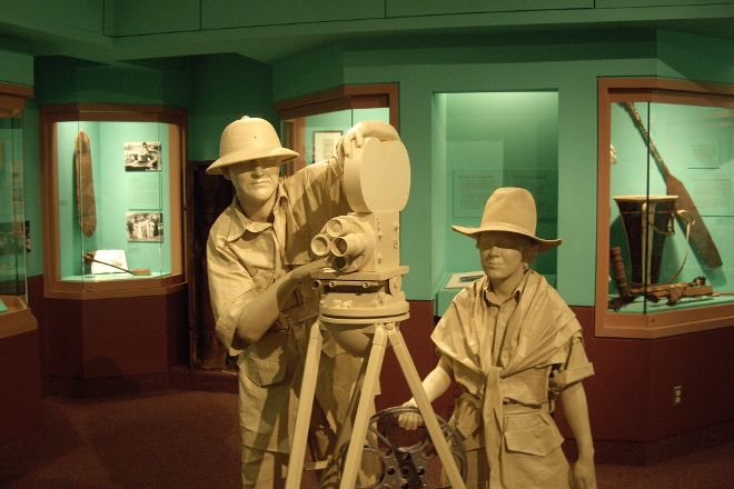 Martin and Osa Johnson Safari Museum, Chanute, United States