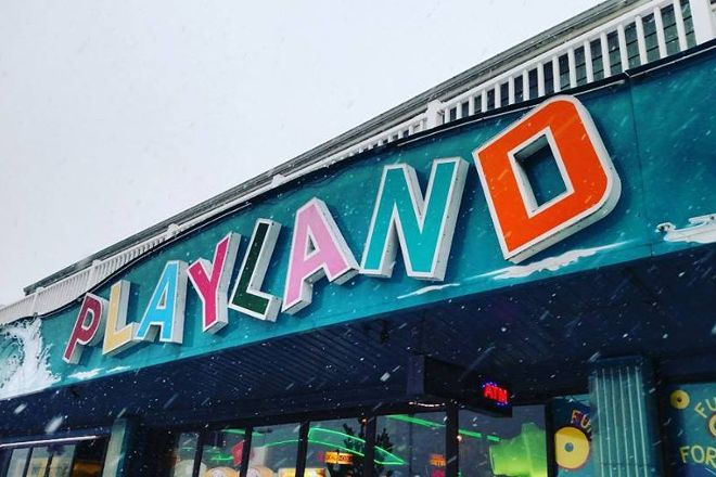 Marty's Playland, Ocean City, United States