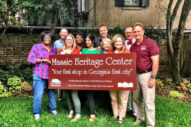 Massie Heritage Center, Savannah, United States