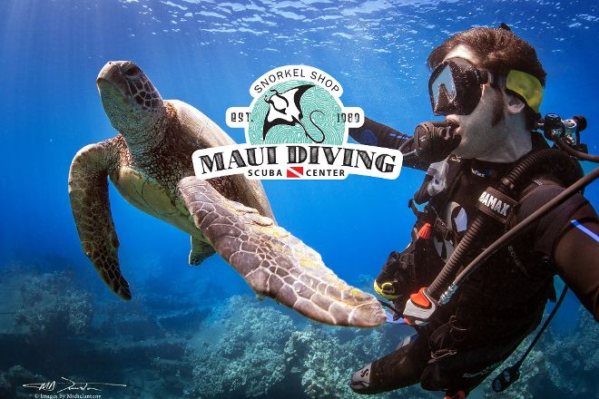 Maui Diving - Scuba & Snorkel Center, Lahaina, United States