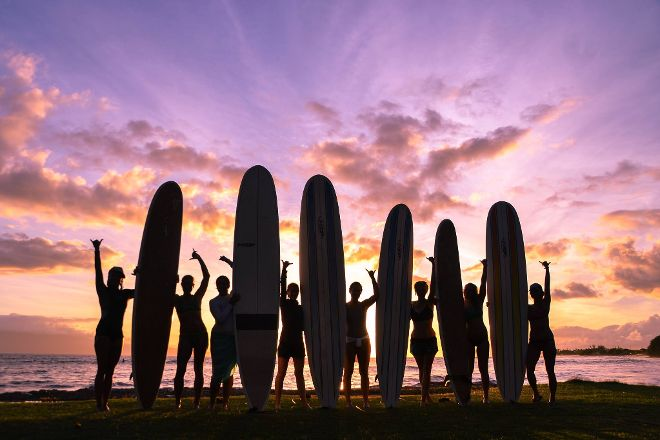 Maui Surfer Girls, Lahaina, United States