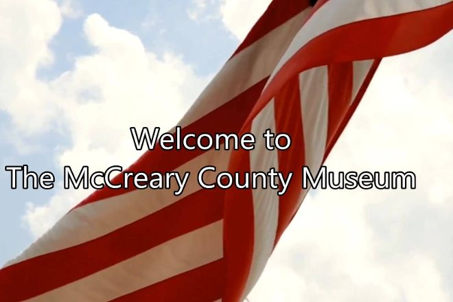 McCreary County Museum, Stearns, United States