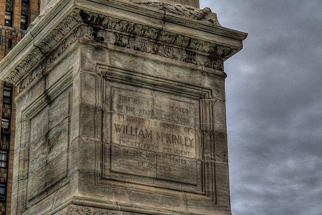 McKinley Monument, Buffalo, United States
