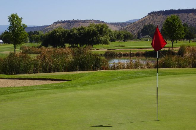Meadow Lakes Golf Course, Prineville, United States