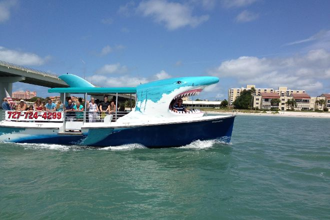 Mega Bite Dolphin Tour Boat, Clearwater, United States