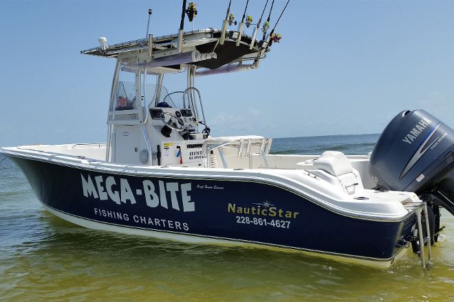 Mega-Bite Fishing Charters, LLC, Biloxi, United States