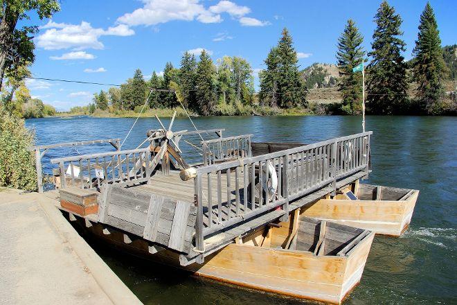 Menor's Ferry Historical Trail, Grand Teton National Park, United States