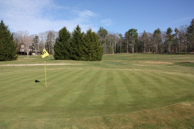 Merriland Farms Golf Course, Wells, United States