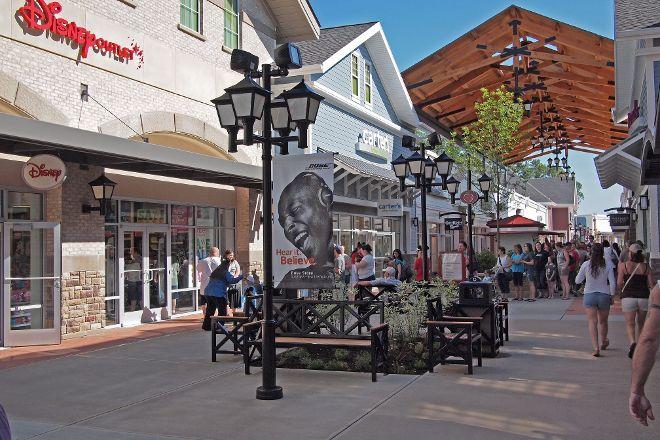 Merrimack Premium Oulets, Merrimack, United States