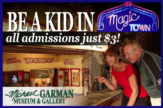 Michael Garman Museum & Gallery, Colorado Springs, United States