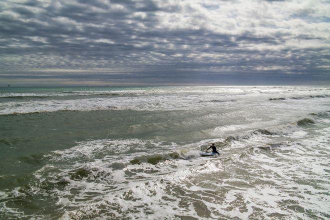 Michael J. Ellis Beach & Seawall, Corpus Christi, United States