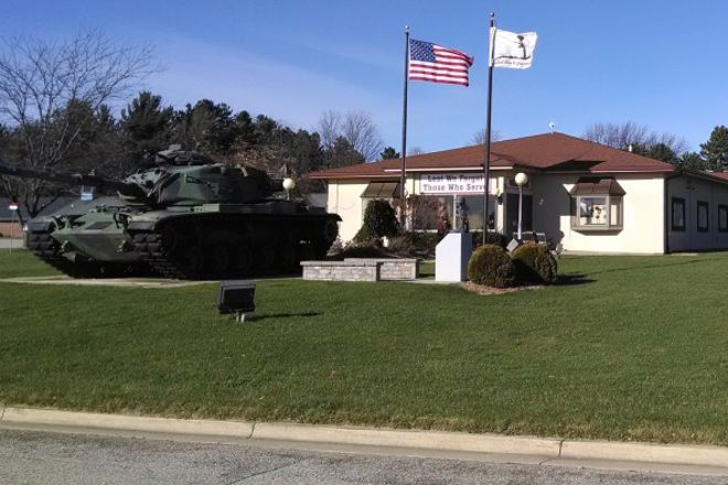 Michigan Heroes Museum, Frankenmuth, United States