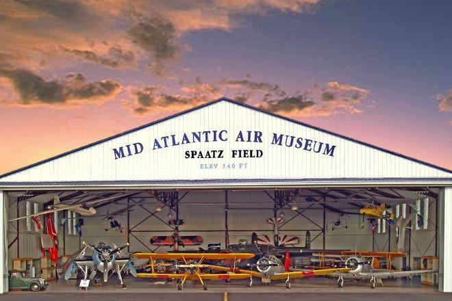 Mid-Atlantic Air Museum, Reading, United States