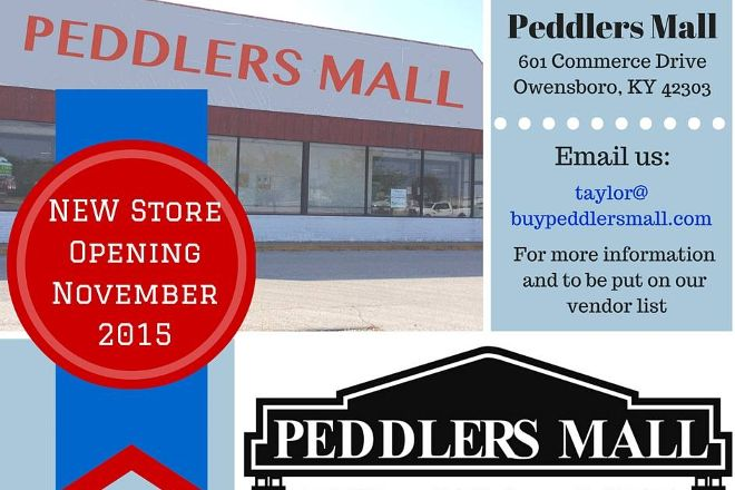 Middletown Peddlers Mall, Louisville, United States
