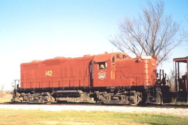 Midland Railway, Baldwin City, United States