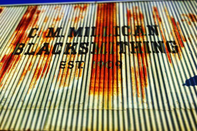Milican Blacksmiths Shop, Grapevine, United States