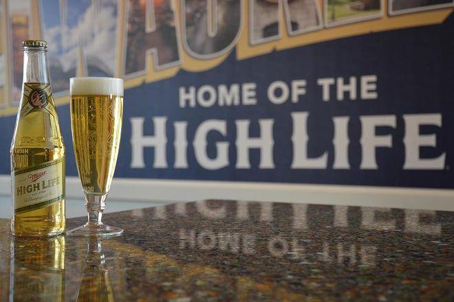 Miller Brewery Tour, Milwaukee, United States