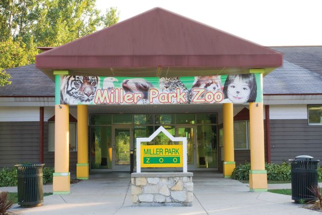 Miller Park Zoo, Bloomington, United States