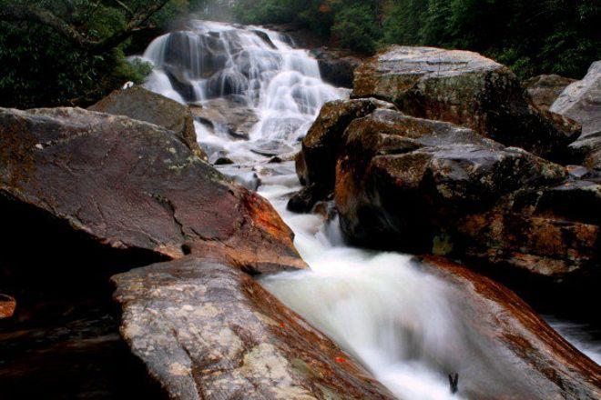 Miller's Land of Waterfall Tours, Rosman, United States