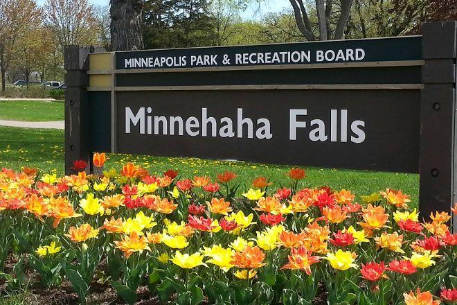 Minnehaha Falls, Minneapolis, United States