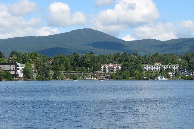 Mirror Lake, Lake Placid, United States