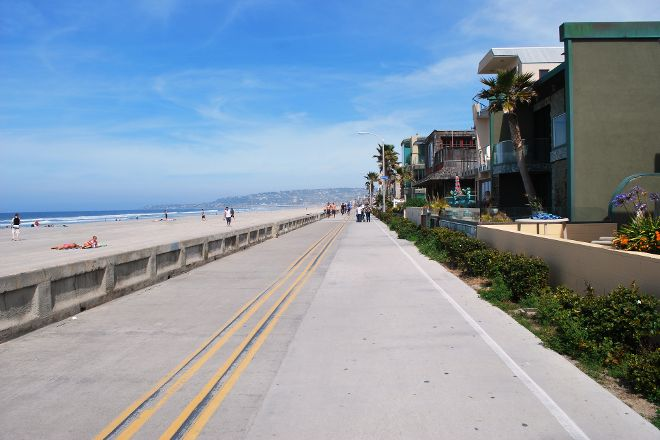 Mission Beach Park, San Diego, United States