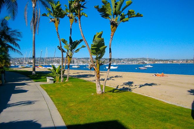 Mission Beach Boardwalk, San Diego, United States