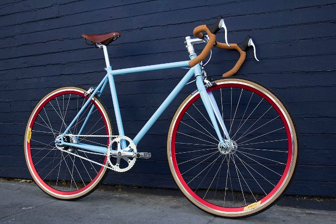 Mission Bicycle Company, San Francisco, United States
