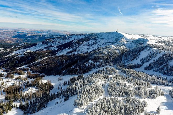 Mission Ridge Ski and Board Resort, Wenatchee, United States