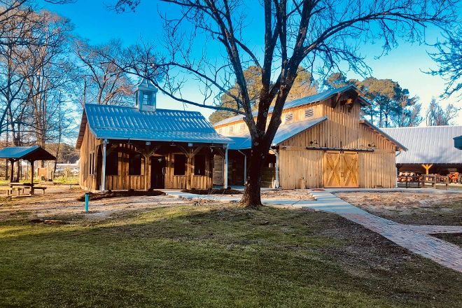 Mississippi Agricultural & Forestry Museum, Jackson, United States
