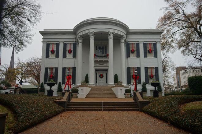 Mississippi Governor's Mansion, Jackson, United States