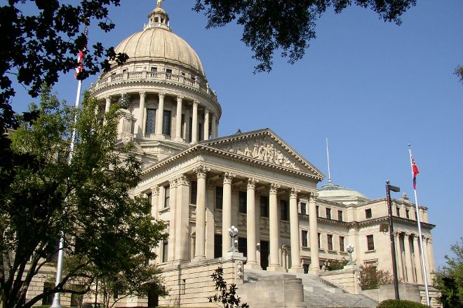 Mississippi State Capitol, Jackson, United States