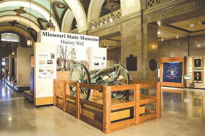 Missouri State Museum, Jefferson City, United States