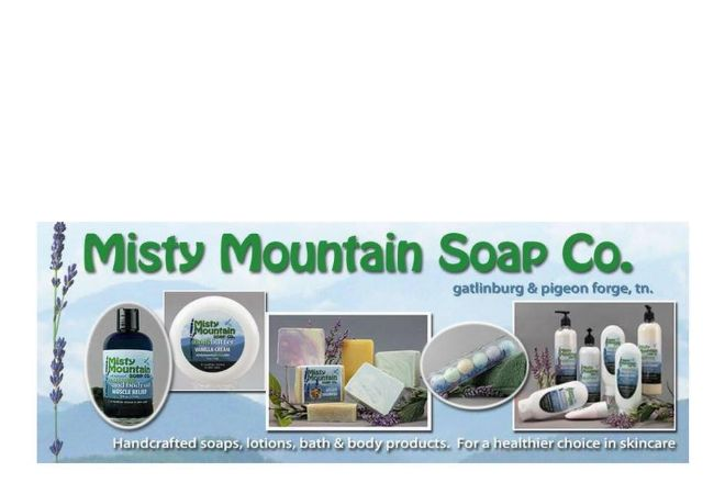 Misty Mountain Soap Co., Gatlinburg, United States