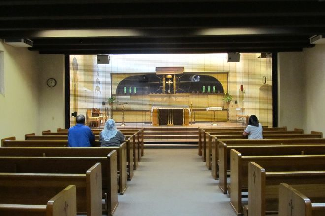 Monastery of the Angels, Los Angeles, United States