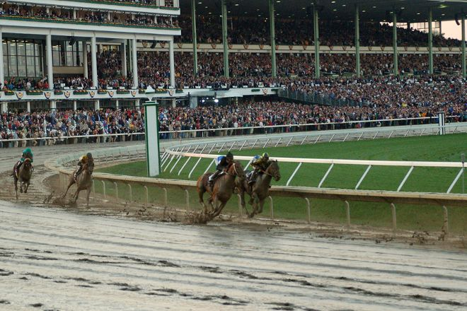 Monmouth Park Racetrack, Oceanport, United States