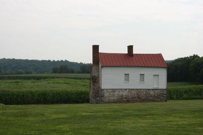 Monocacy National Battlefield, Frederick, United States