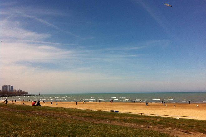 Montrose Beach, Chicago, United States