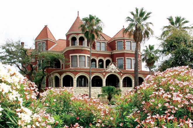 Moody Mansion, Galveston, United States