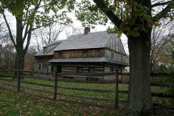 Morgan Log House, Lansdale, United States