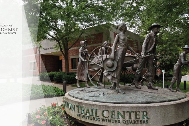 Mormon Trail Center at Historic Winter Quarters, Omaha, United States
